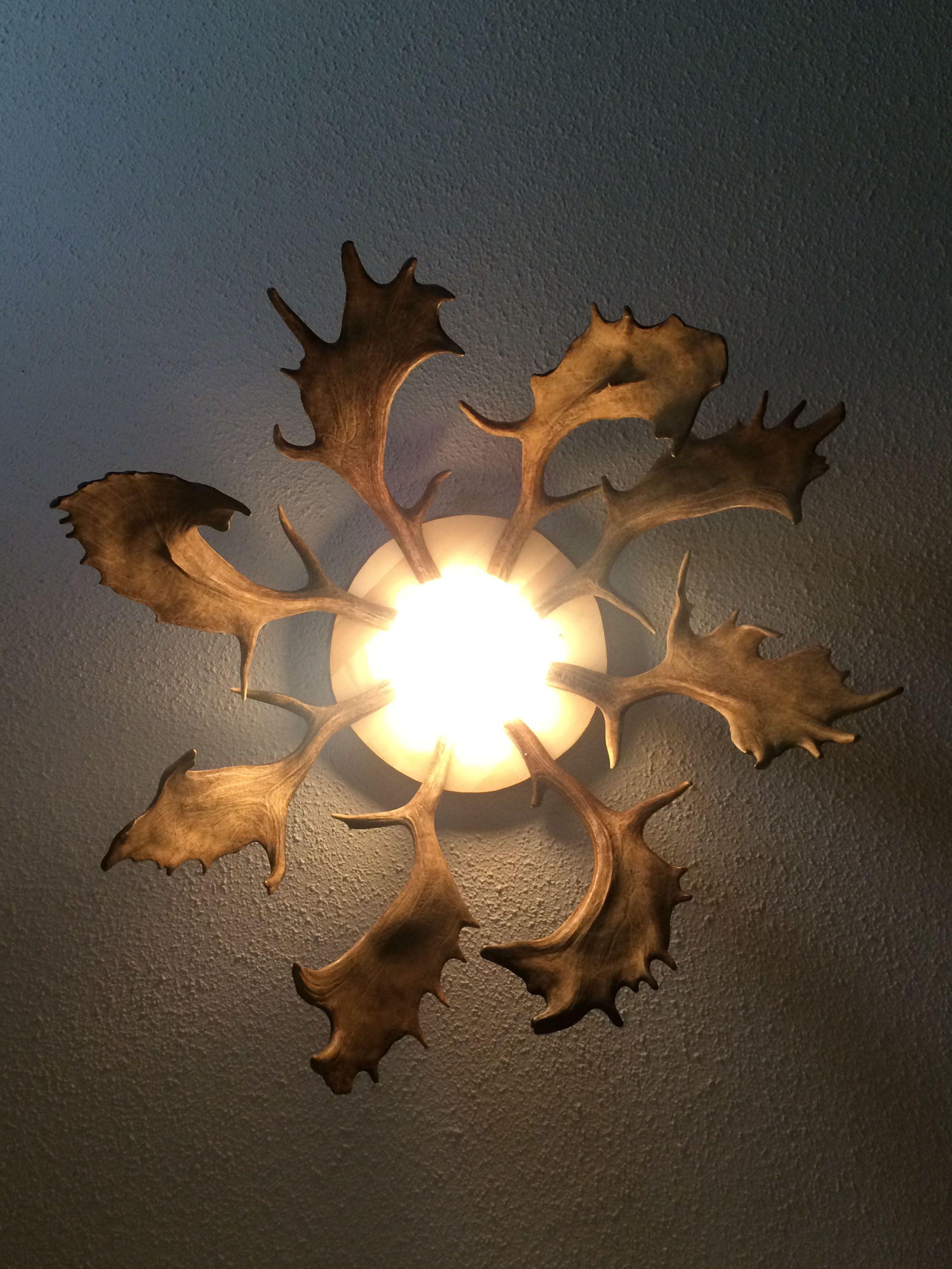 antler lamp geweih antler hirsch. Black Bedroom Furniture Sets. Home Design Ideas