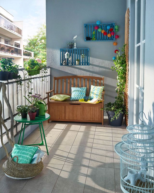 Bancs de jardin pour salon et salle à manger d\'extérieur | Banc ...