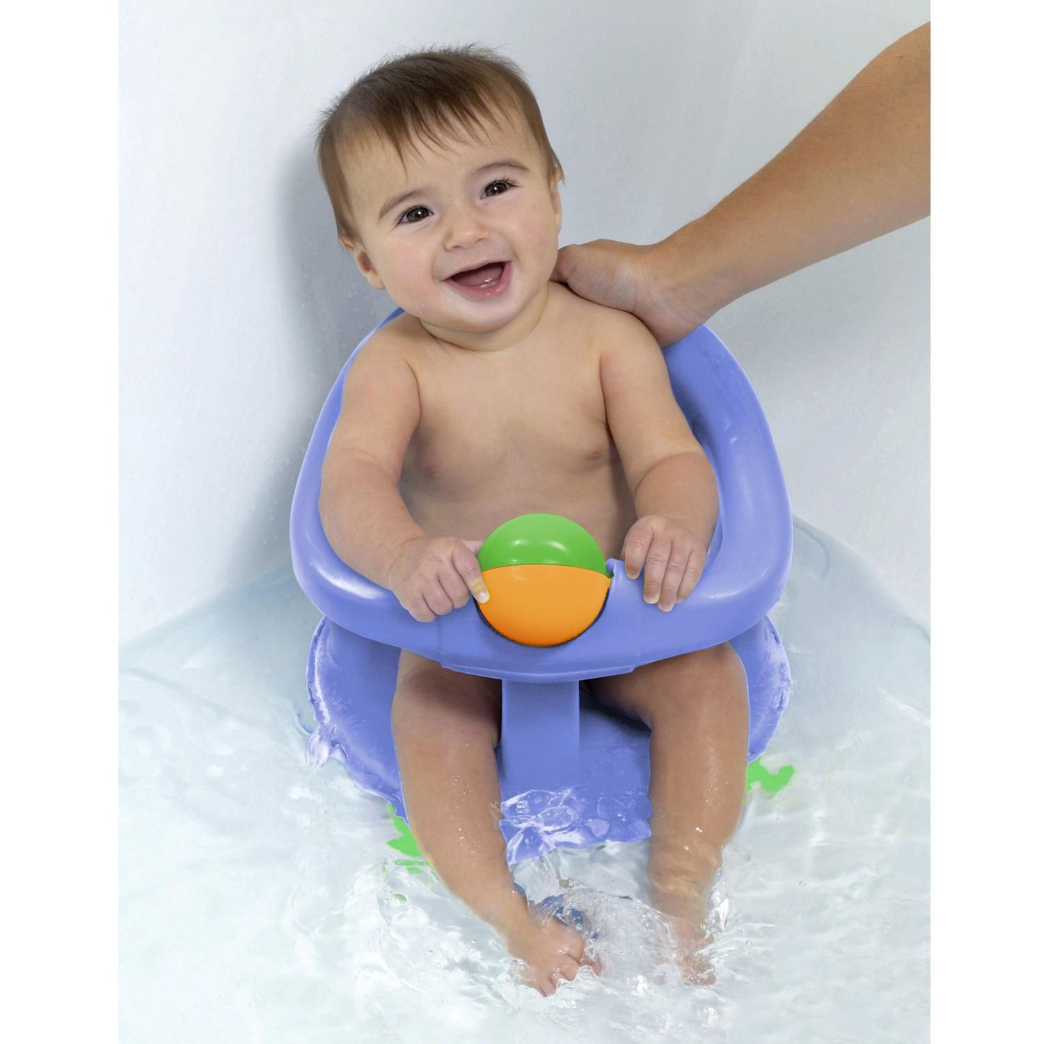 Safety 1st Swivel Bath Seat Pastel blue | Baby things | Pinterest ...
