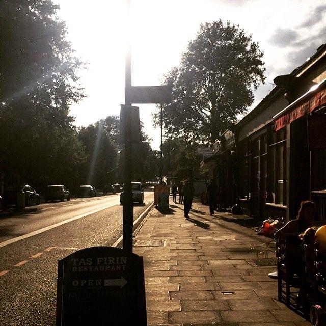 Summer in the city #LondonVibes # by habbihelga