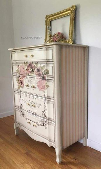 Muebles Vintage Gris