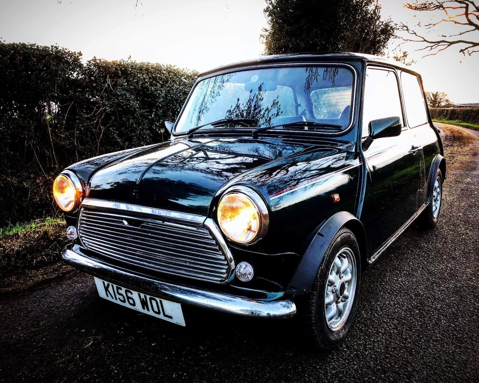 eBay: Classic car ( Mini Mayfair ) Rare Auto with Gorgeous RED ...