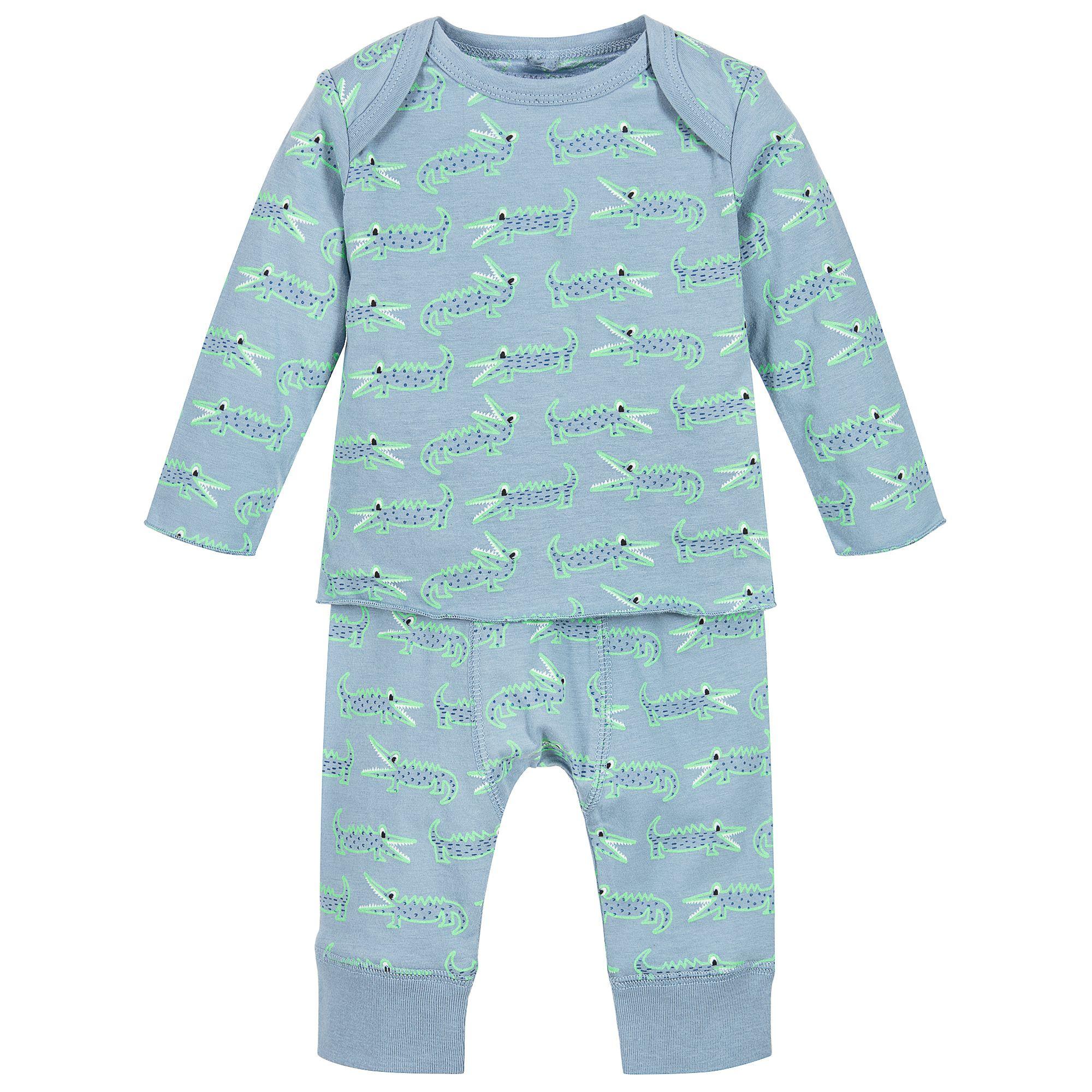 9d20a68967 Blue two piece babygrow by Stella McCartney Kids