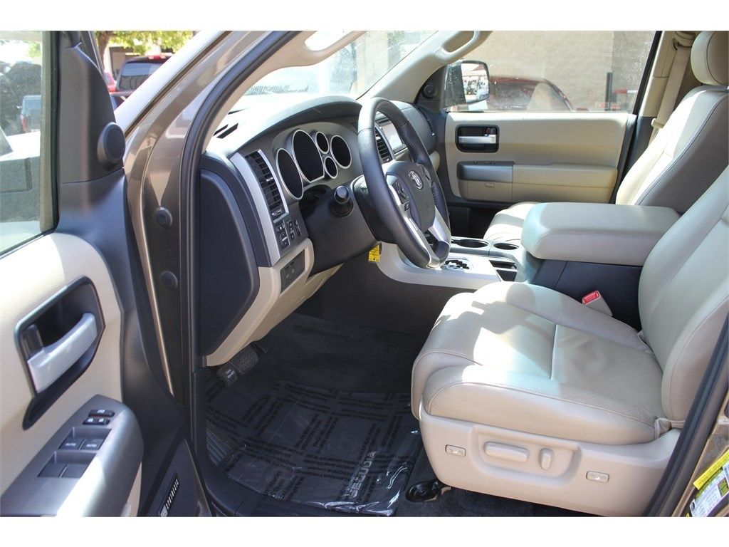 2014 toyota sequoia rwd 5 7l limited at montgomery auto plaza in lubbock texas