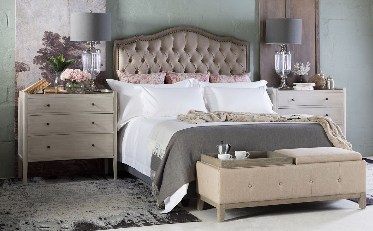 Falucca Collab Block & Chisel Bed, Bed styling, Decor