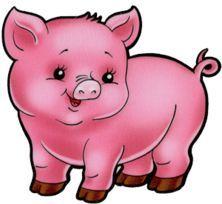 Image result for piggy clip art