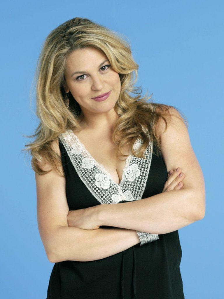 Anita Barone Fue La Primera Actriz Que Interpreto A Carol Ex Esposa De Ross