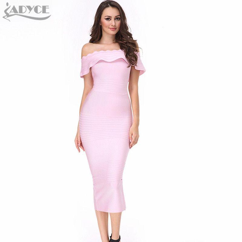 calidad apagado la vendaje China Vestido azul rojo al volantes 2017 por directamente venta del anaranjado de de mayor de tirantes sin del púrpura vestido rosado los barato proveedores vxxHpP