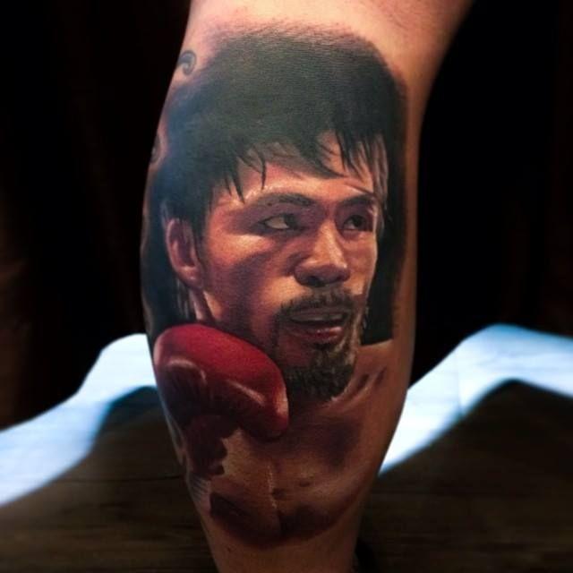 Chris Carpenter Tattoo