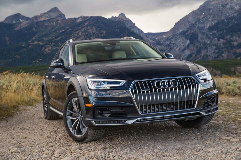 2017 Audi A4 Allroad First Drive Review Automobile Magazine Audi Audi A4 Luxury Cars
