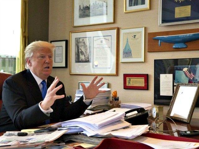 Poll: 83 Percent of Financial Advisors Prefer Trump over Clinton - Breitbart - Linkis.com