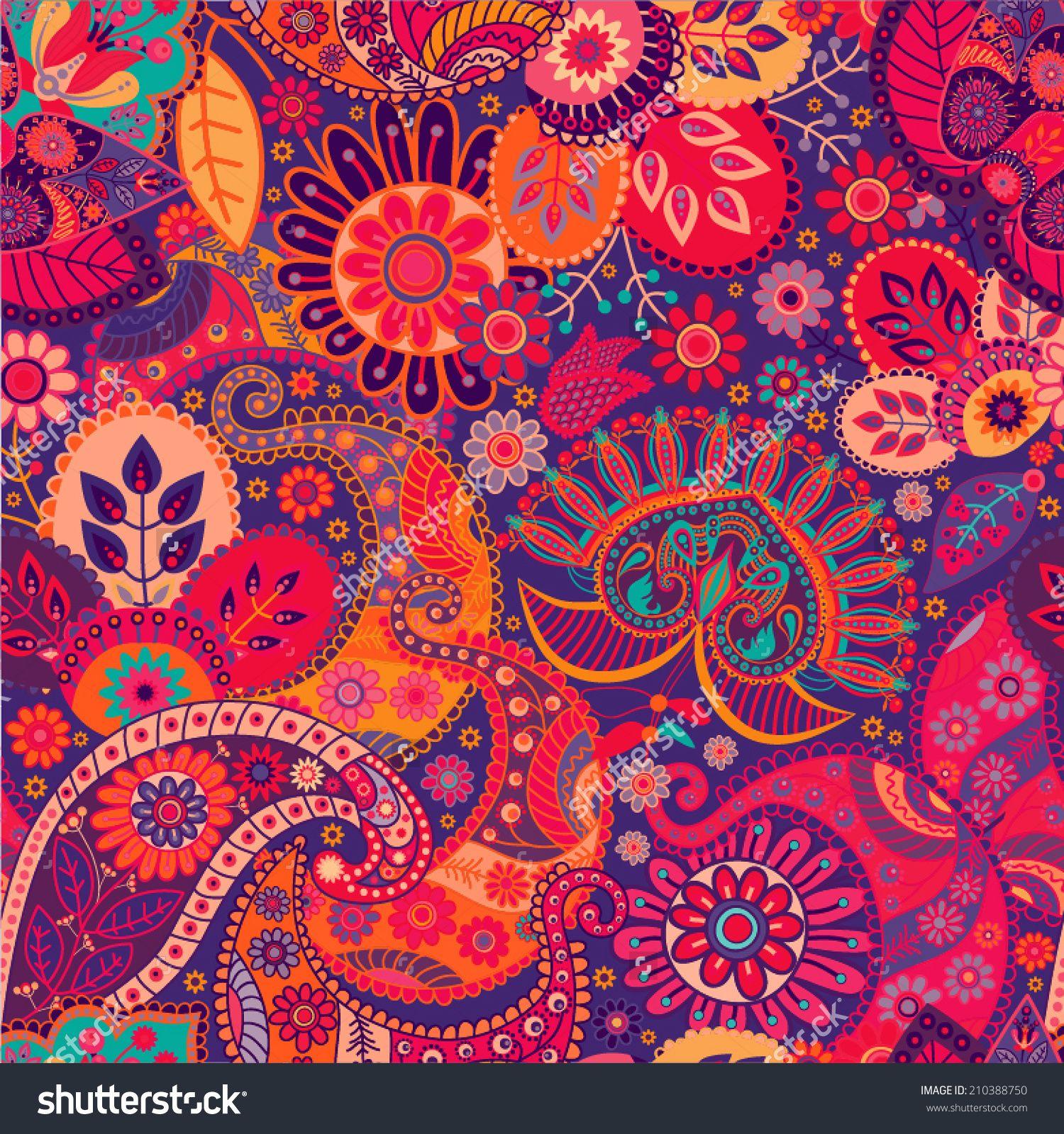 Paisley Wallpaper, Paisley
