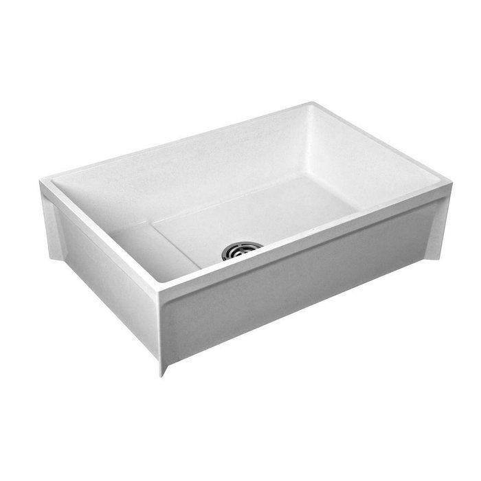 Fiat 36 X 24 Floor Service Sink Sink Floor Sink Mop Sink