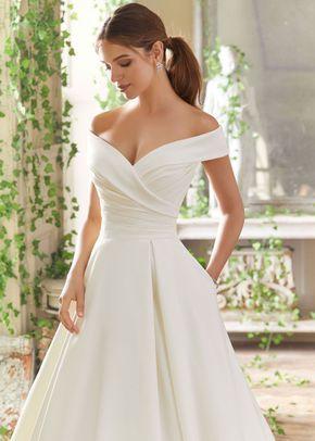 Wedding Dress out of Morilee by Madeline Gardner  - Providence