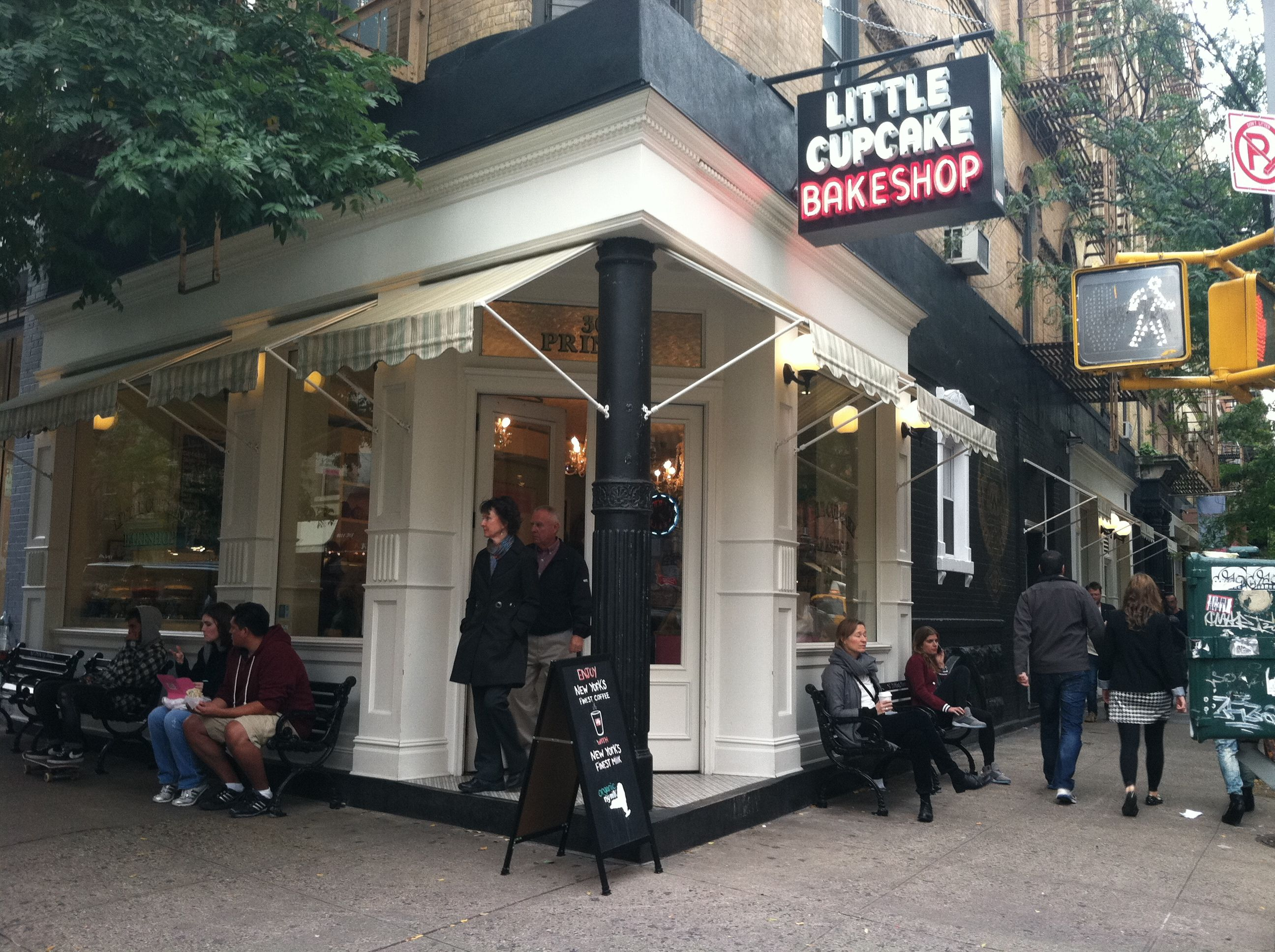 Image result for little cupcake bakeshop nyc