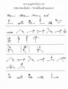 Картинки по запросу yin yoga class sequence  secuencias
