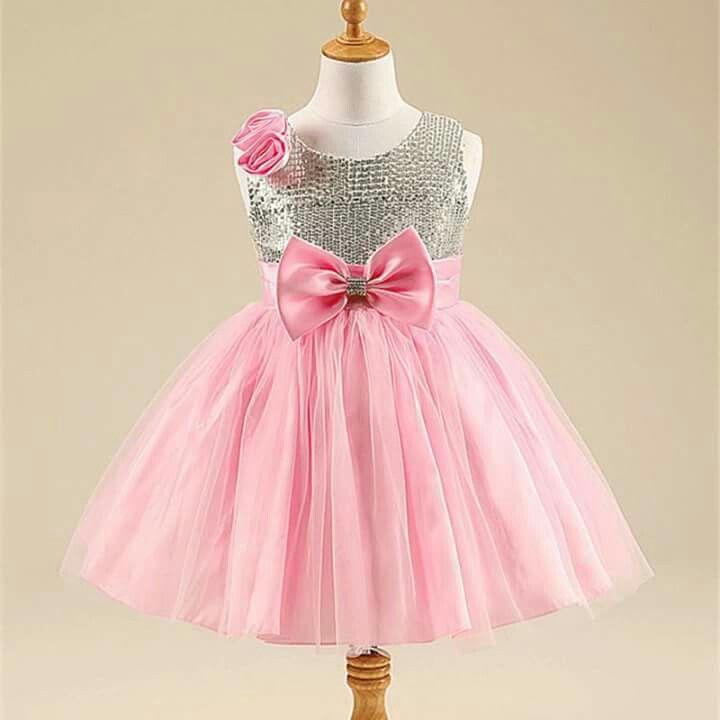 Pin de Tania Quintero en vestidos para niñas | Pinterest | Vestidos ...