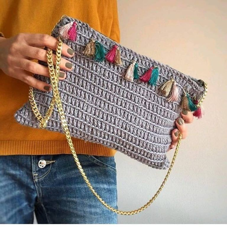 How to Crochet a Beauty and Cute Handbag or Bags? New Season 2019