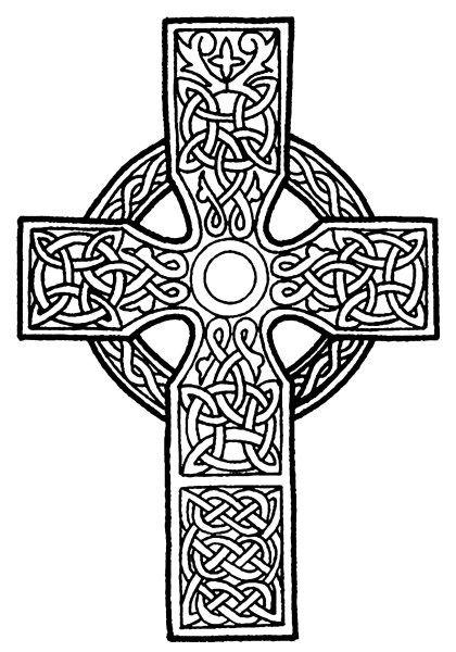 Раскраски в кельтском стиле - распечатать в хорошем ...
