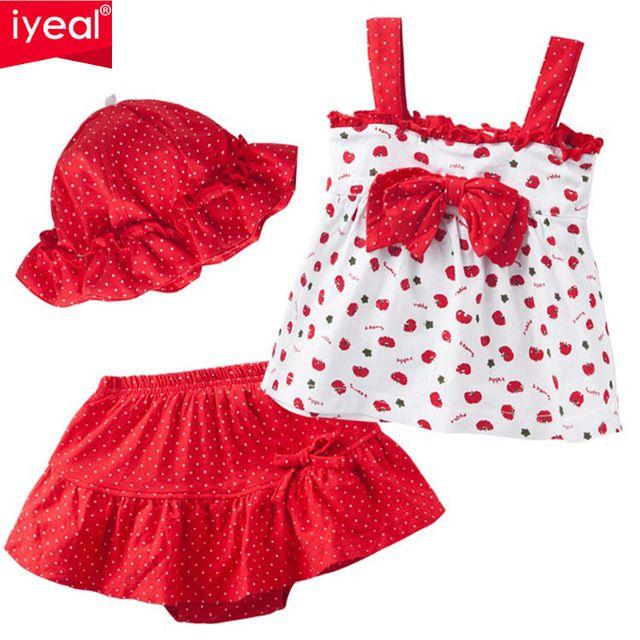 537ee1e3f8da9 2017 Nova moda Quente do Verão Do Bebê Roupas de Menina Set Crianças ...