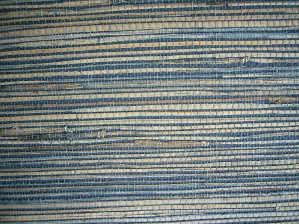 grasscloth wallpaper blue 90145 home decor nature textile