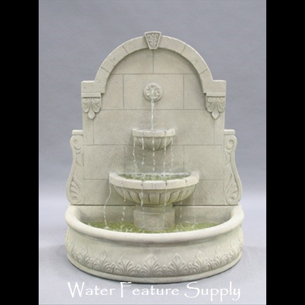 This garden fountain is ideal in any space. Built to last, this garden waterfall is destined to operate in the toughest outdoor conditions. Please visit us at https://www.waterfeaturesupply.com/waterwalls/outdoor-water-fountains.html to get more information about this specific garden waterfall.