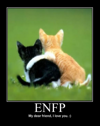 Infj and enfp