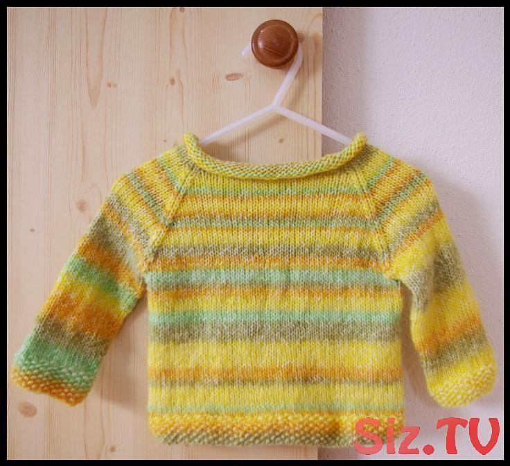 Photo of Stricken Baby Raglan-Pullover Anleitung, #Anleitung #Baby #PulloverStrickenmitra…