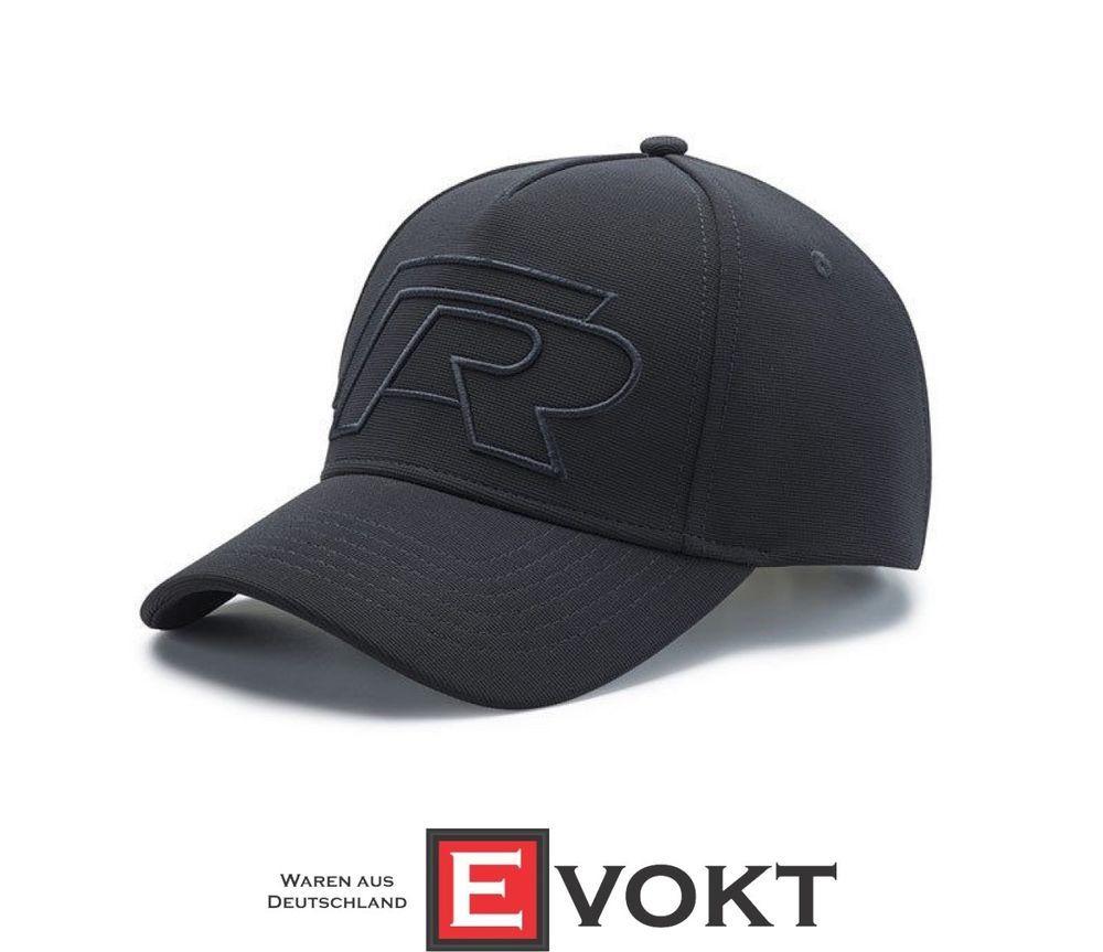 Originales de VW R colección cap gorra baseballcap 3d logo negro 15d084300-nuevo