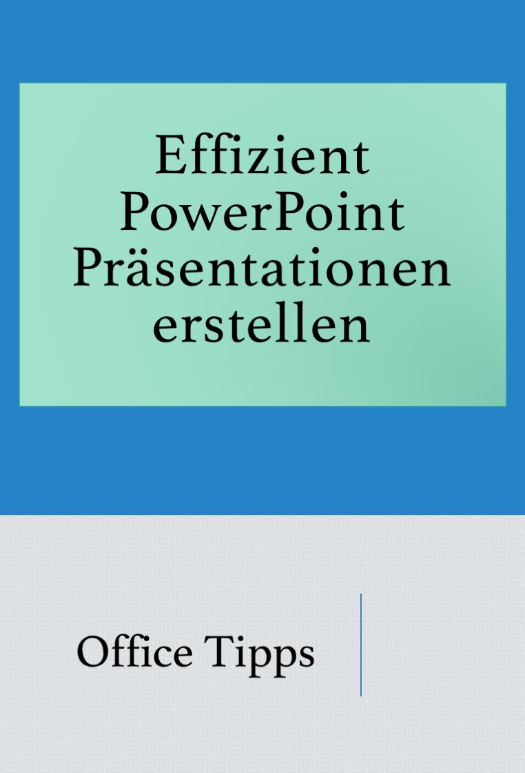 Powerpoint Kenntnisse In 2020 Excel Tipps Tipps Und Tricks Kenntnisse