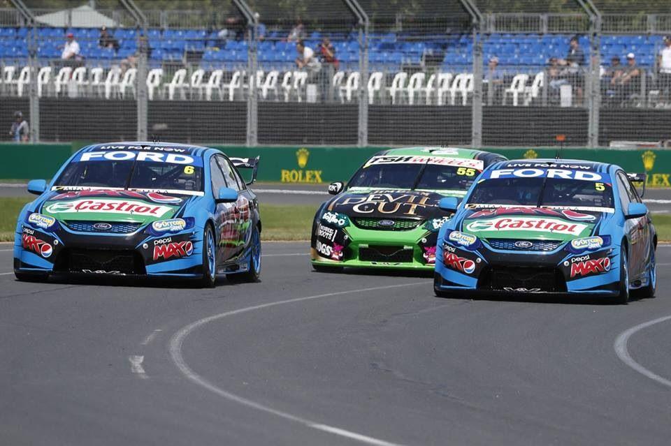 FPR at AGP 2014 V8 supercars australia, Australian v8