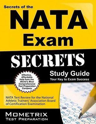 Books Magazines Secrets Of The Nata Exam Study Guide Paperback New Books Secrets Of The Nata Exam Study Guide Exam Success Study Guide Exam Review