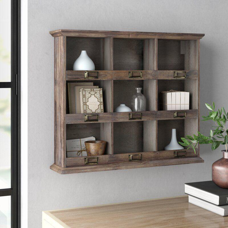 Shefford Wooden Wall Shelf Wooden Wall Shelves Metal Wall Shelves Wall Shelves