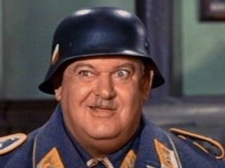 Hogan's Heroes: The Rise and Fall of Sergeant Schultz | Hogans heroes,  Hero, Sergeant