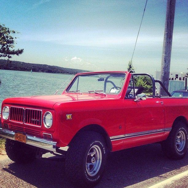 Tommy Saleh The Perfect Beach Ride Montauk Hamptons Nycult Bronco Cars Trucks Beach Cars Cars Trucks Old Trucks