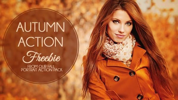 Autumn Action (Photoshop)   Photography ideas   Photoshop overlays