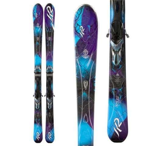 K2 Superglide Skis Women S Ski Women Skiing Snowboarding Style