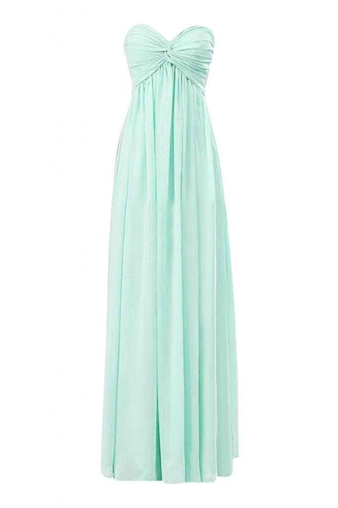 d2b89caa271 Victoria Dress Loose Sweetheart Long Dresses for maternity Chiffon Party  Gowns at Amazon Women s Clothing store