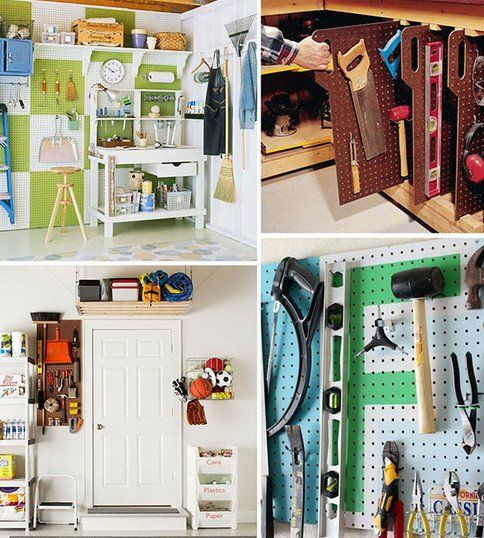 37 ideas for a clutter free organized garage storage on cheap diy garage organization ideas to inspire you tips for clearing id=91794