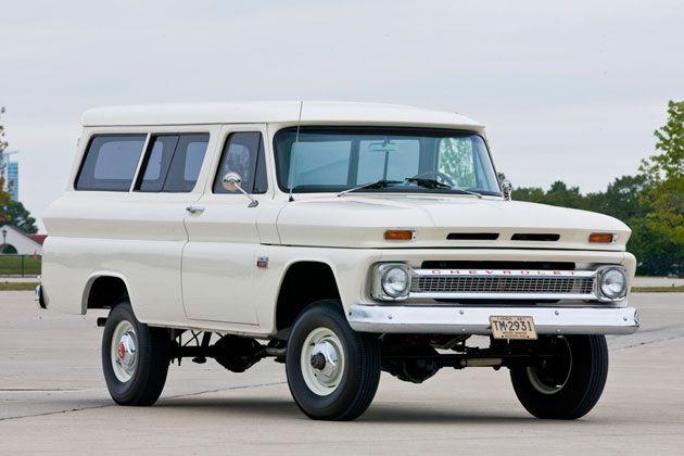 Chevrolet Suburban Celebrates 75 Years Autoblog Drives Every