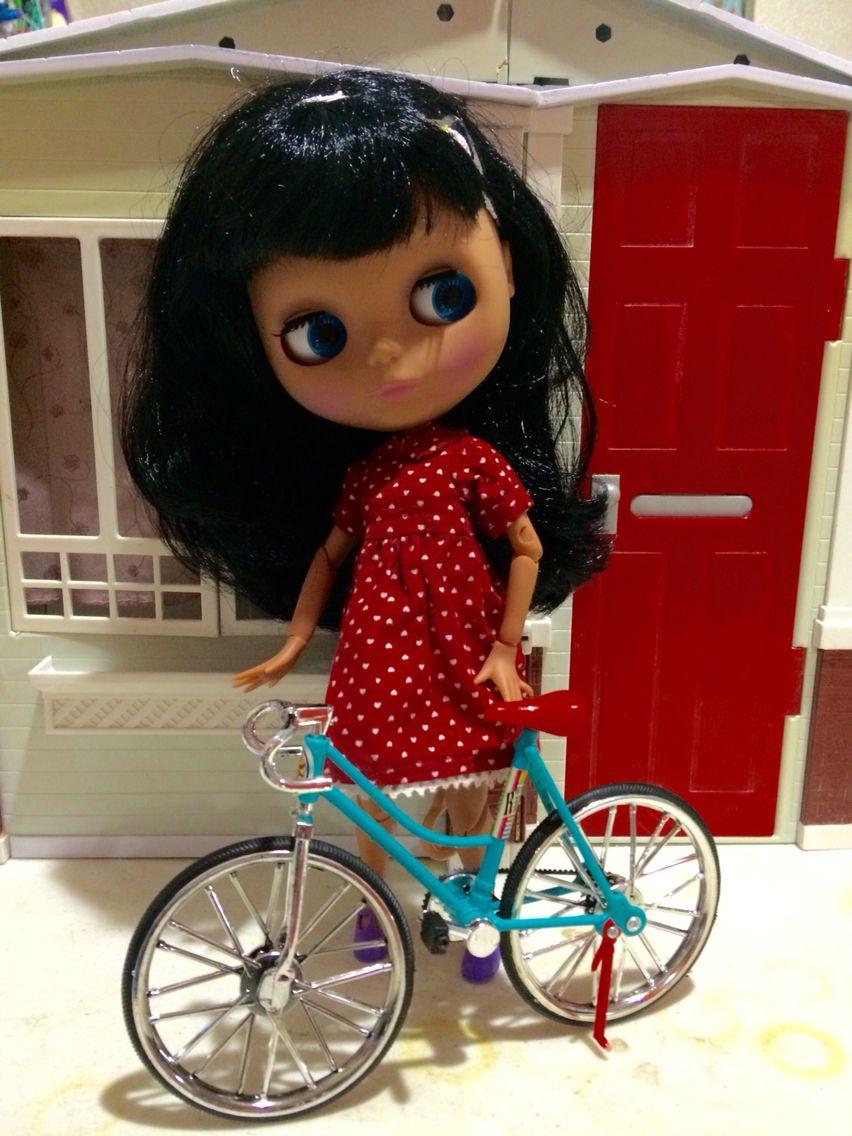 Blythe bicicleta