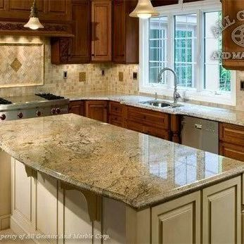 59+ Maple Cabinets with White Countertops Backsplash Ideas ... on Backsplash Ideas For Maple Cabinets  id=58278