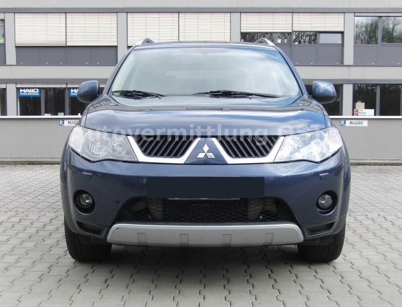 Mitsubishi Outlander 2.0 DID 4WD Invite, 7 seater, Hifi