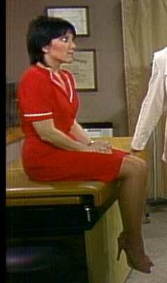 Rather joyce dewitt legs in pantyhose And have