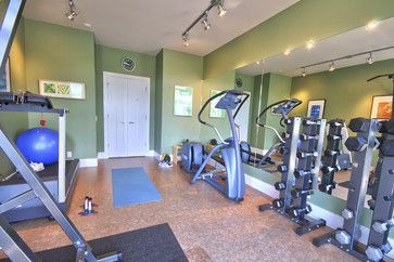 Home gym traditional home gym calgary jaywest country
