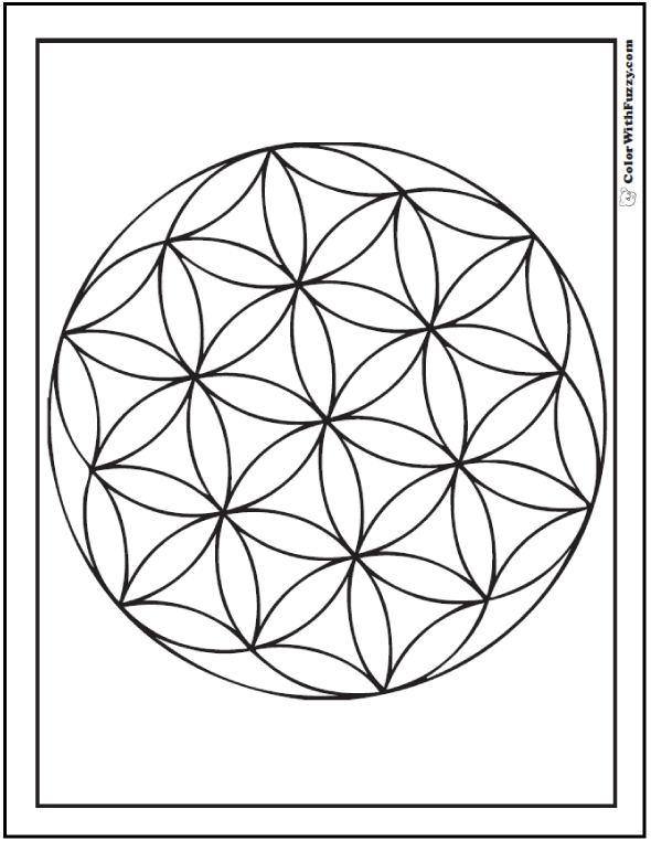 70 Geometric Coloring Pages To Print And Customize Geometric Coloring Pages Coloring Pages Coloring Pages To Print