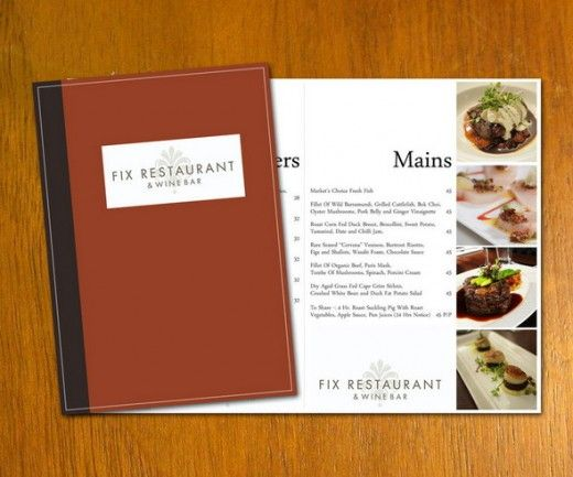 15 Unique Free PSD Restaurant Menu Templates DotCave download - free dinner menu templates