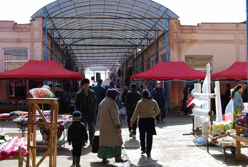 Urgut Market: Samarkand's Shopping Secret