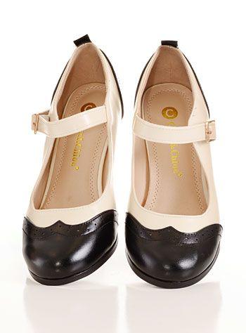 mary jane saddle shoes Shop Clothing