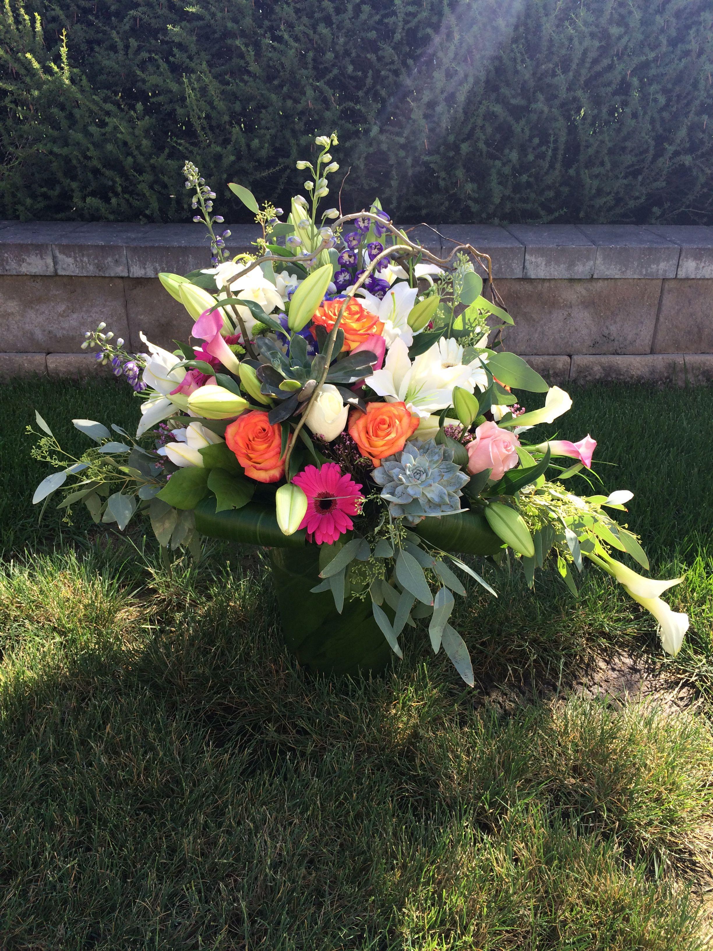 Large Mixed Arrangement Flower delivery, Flower
